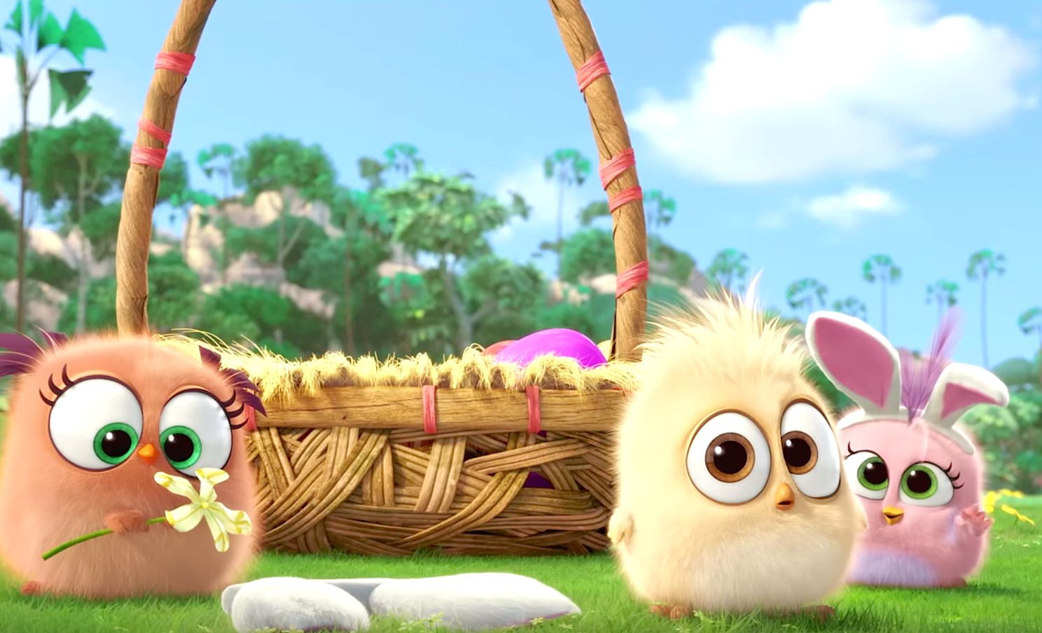 The Angry Birds Movie 2016 An Easter Message From The Hatchlings Cute Birds Angry Birds Angry Birds Movie