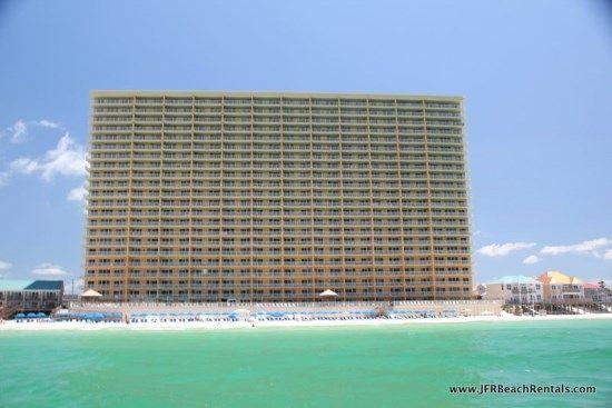 Treasure Island 1007 5004 Thomas Drive Panama City Beach Florida City Vacation Panama City Beach Fl Panama City Panama