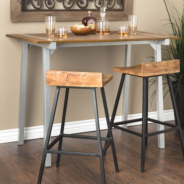 Kitchen Table Deals: Tabouret Metal And Wood Table