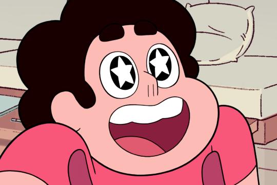Animation Funny Moments Steven Universe Steven Space Rock
