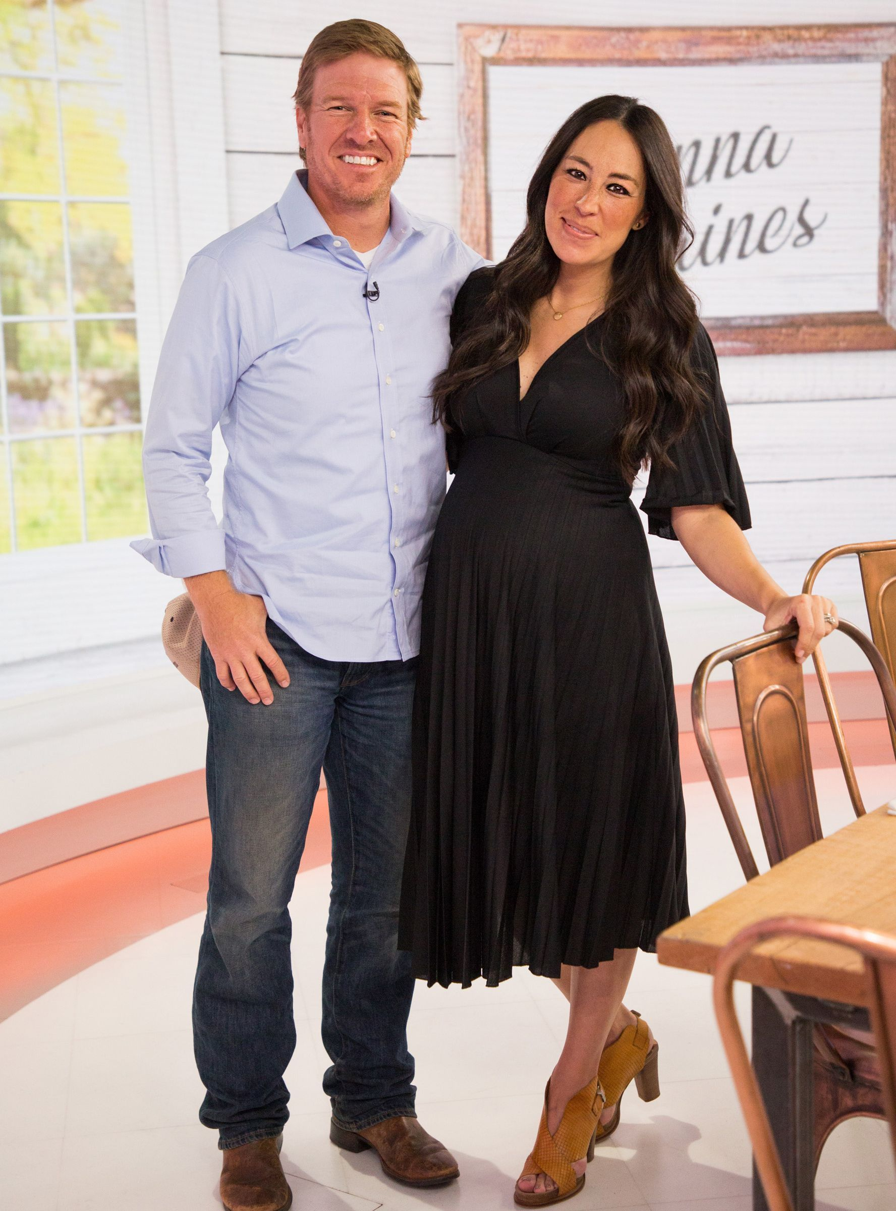 Chip Joanna Gaines Welcomed Their 5th Child The Photos Are