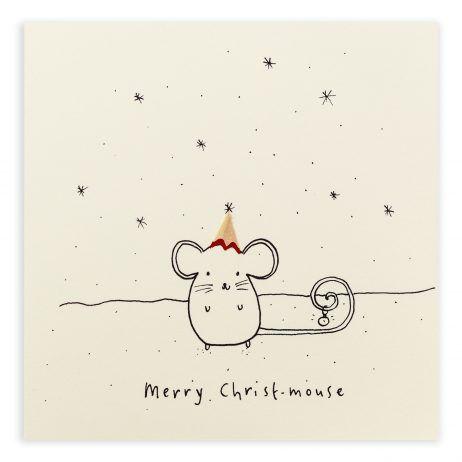 Christmas Mouse | Ruth Jackson | Ruth Jackson