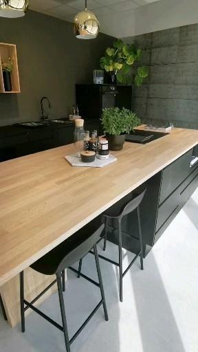Nature kjøkken fra Designa