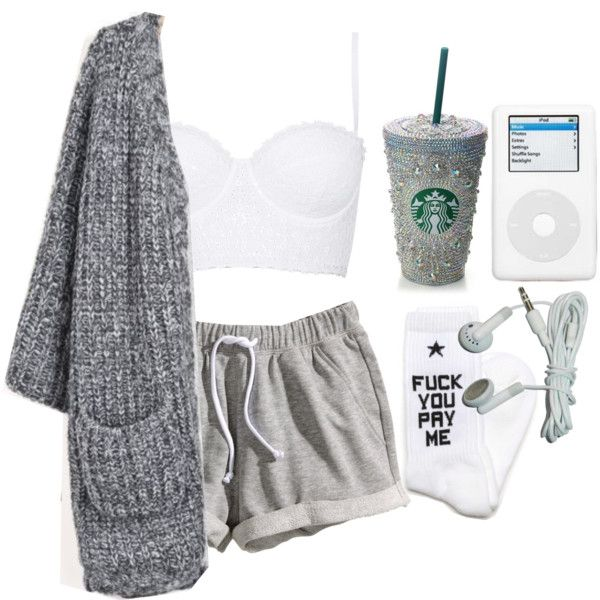 U0026quot;Bored time.u0026quot; by fuckedchanel on Polyvore   Lazy day   Pinterest   Polyvore and Clothes