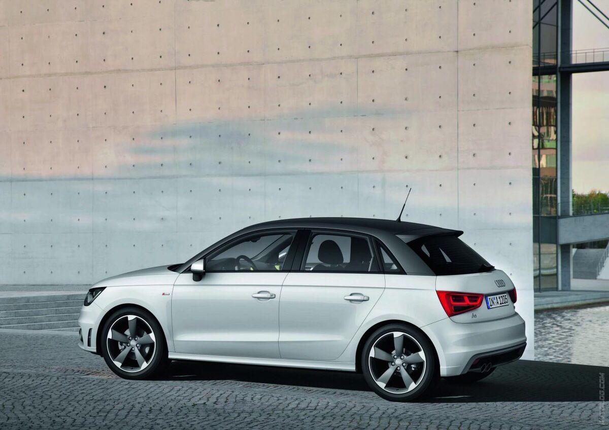 White Audi A1 Audi A1 Sportback Audi A1 Audi
