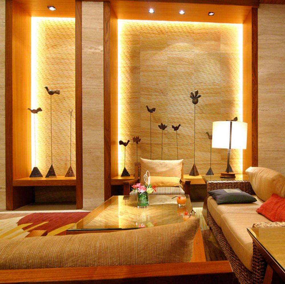Wall Wash Lighting Bedroom