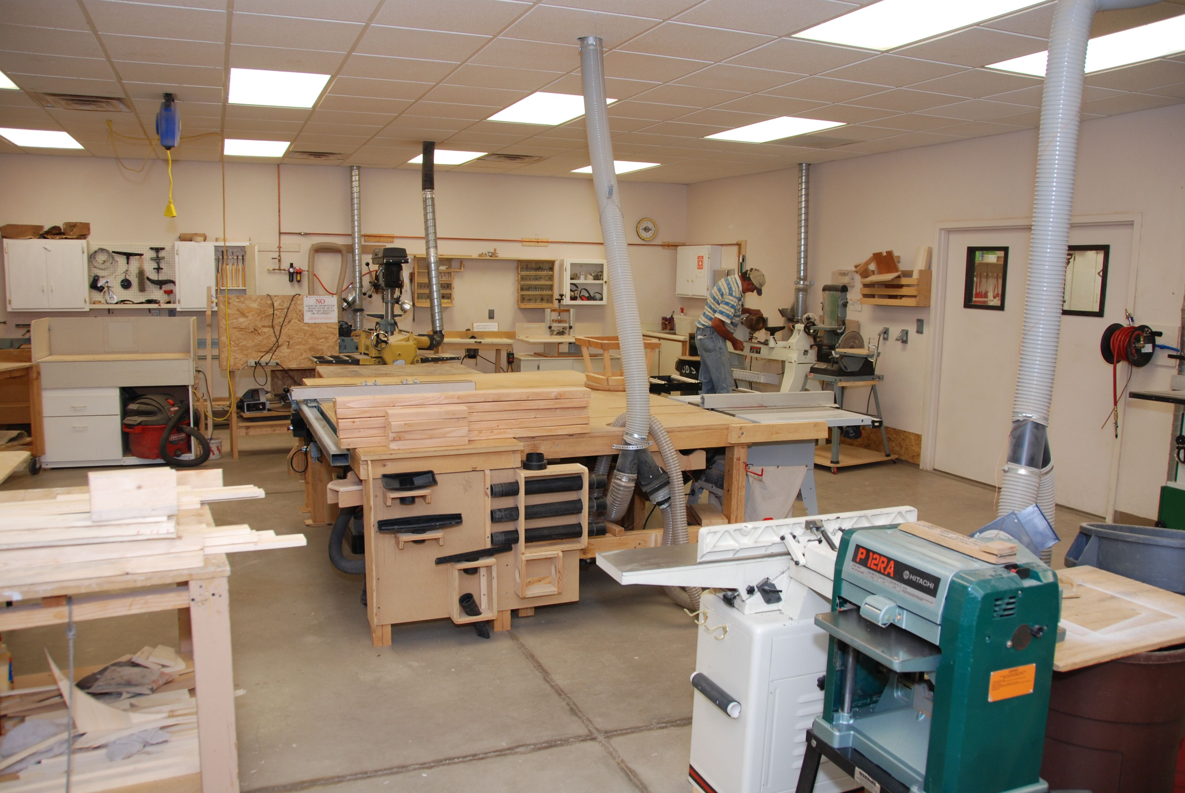 Yet another thing that you can have here at Sunland Springs.  Our woodshop has everything you would need to create something great for your home!  Pictured:  Sunland Springs, Mesa, AZ