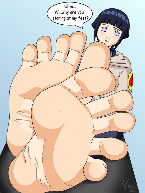 Barefoot Feet Foot Sole Soles Toe Toes Naruto Naruto