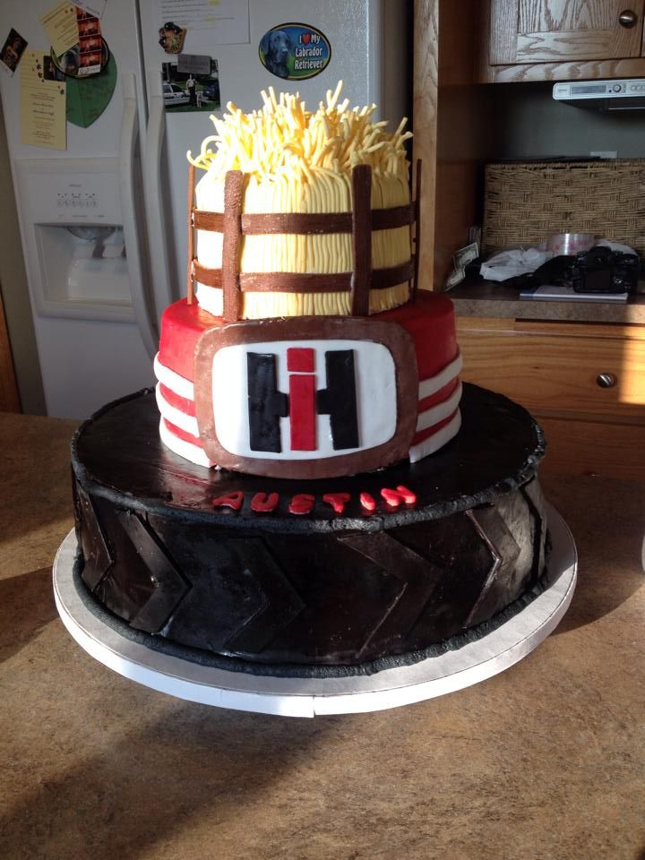International Harvester Birthday Cakes Google Search