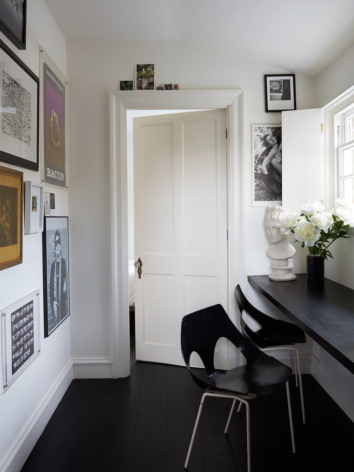 Simone Rocha\'s London Home | Corridor, Clever and Interiors