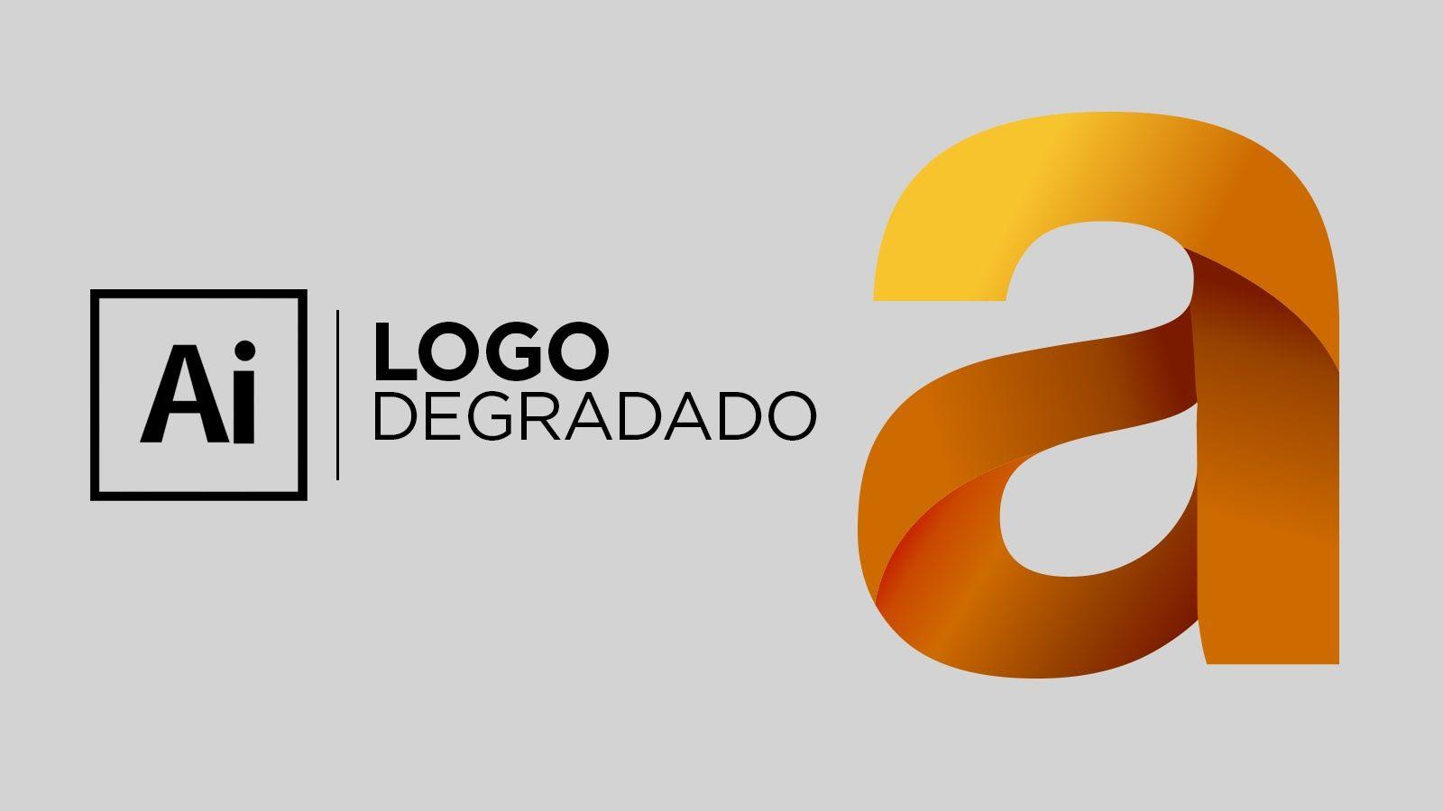 Illustrator Logo Degradado Como Diseñar Un Logotipo Disenos De Unas Tutoriales De Ilustrador