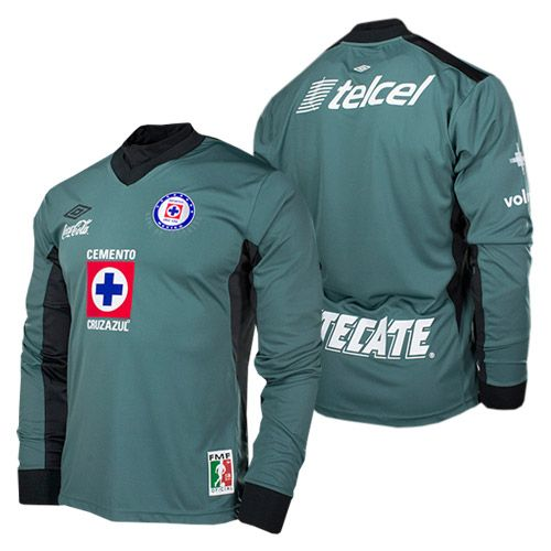 d0abcf6b1 Umbro Cruz Azul 2012 2013 GK Jersey