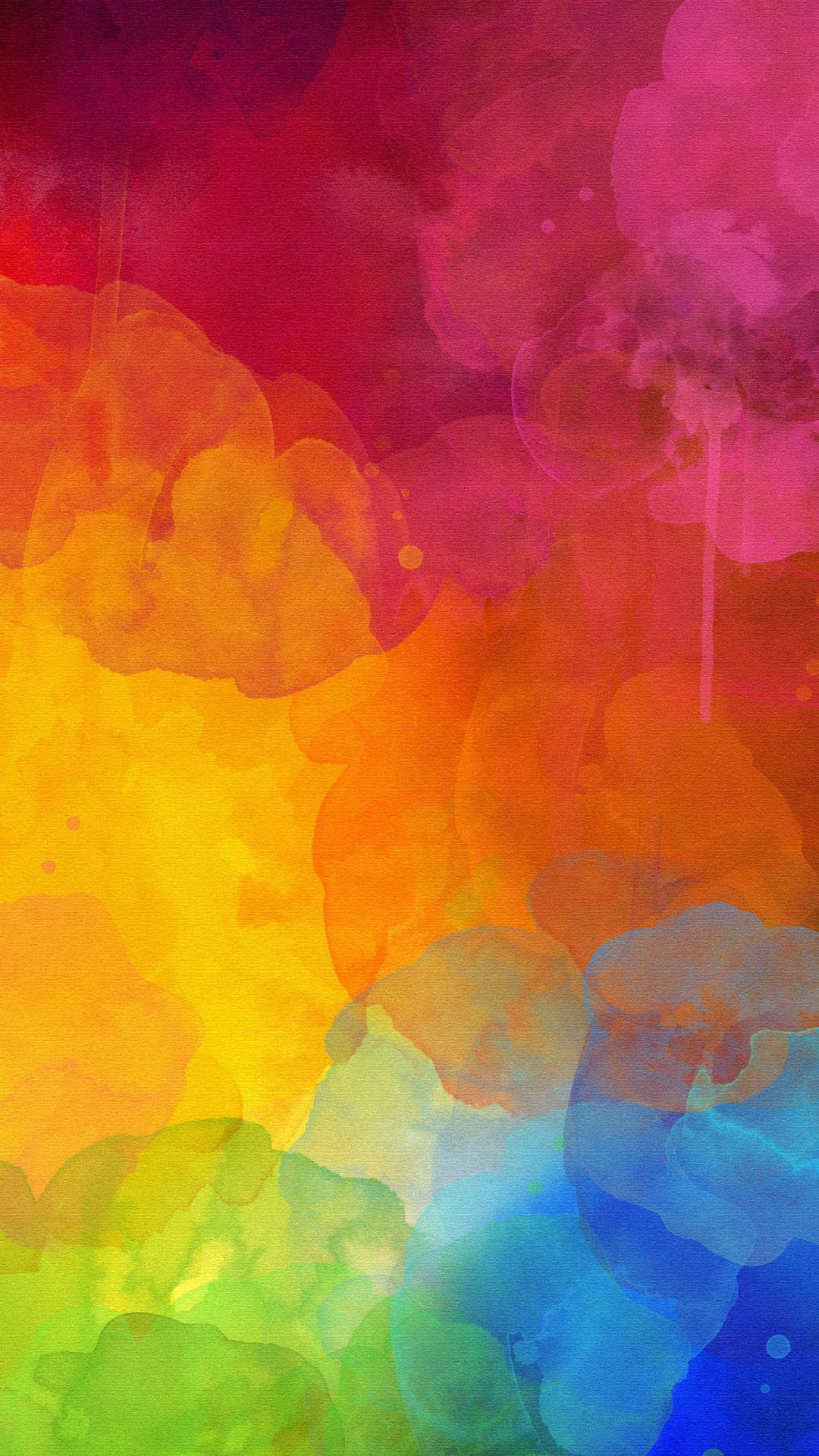 colors.quenalbertini iPhone 6 Wallpaper 虹の壁紙, アブストラクト