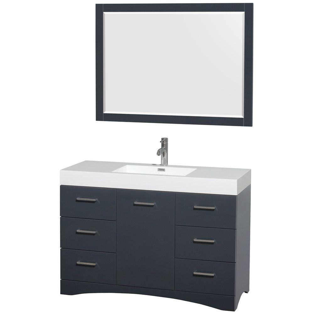 Customer Image Zoomed sinks Pinterest Single bathroom vanity