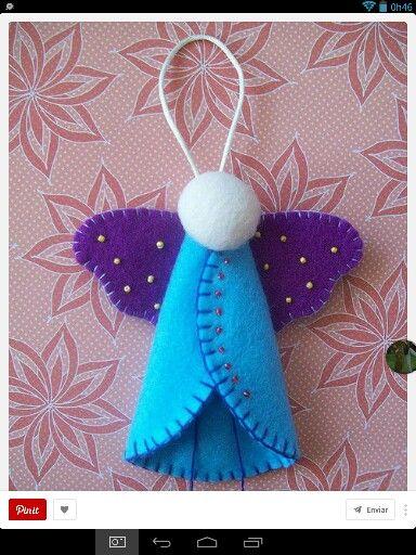 Anjinho azul