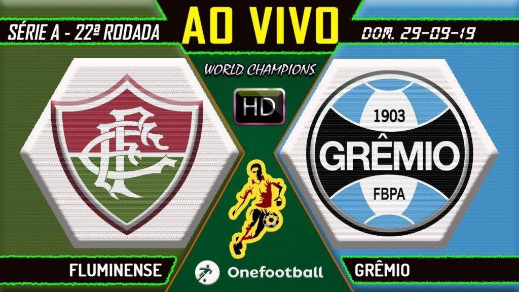Assistir Ao Vivo Fluminense X Gremio Futebol Online Na Tv Globo