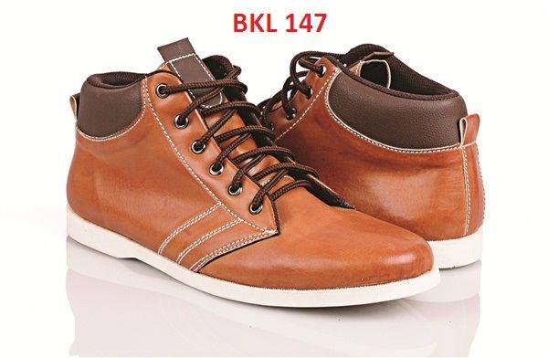 Sepatu Casual Harga 230rb Bkl 147 Bahan Pu Sol Tpr Dengan