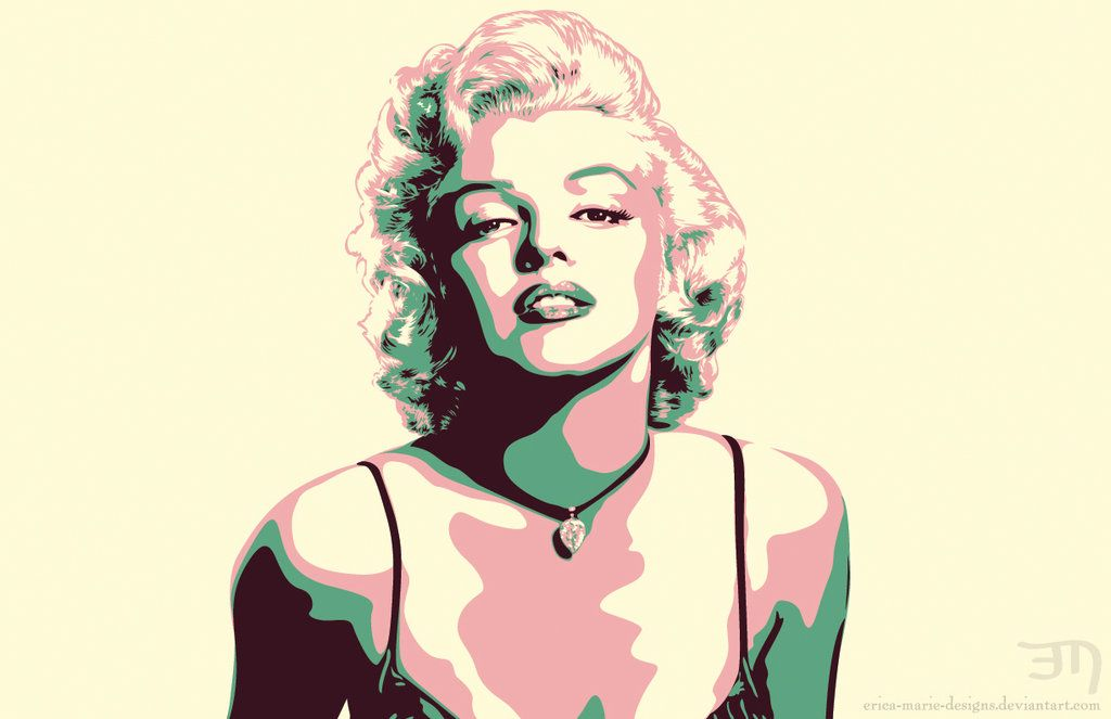 marilyn monroe vector by erica marie designs on deviantart marilyn monroe pop art marilyn monroe artwork pop art marilyn marilyn monroe vector by erica marie