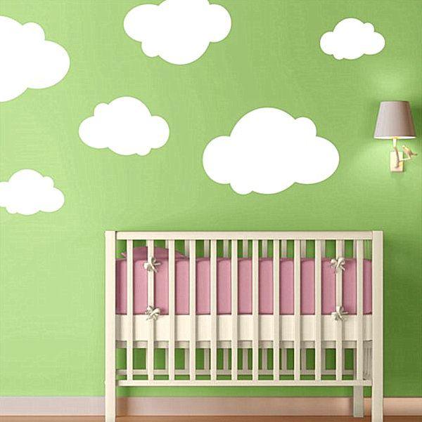 15 Susse Ideen Fur Babyzimmer Wandgestaltung Kindergarten Wandtattoos Babyzimmer Wandgestaltung Baby Wandtattoo