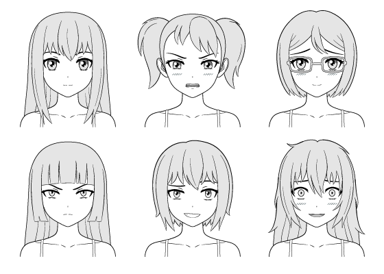 How To Draw Anime Manga Tutorials Animeoutline Anime Drawings Anime Arms Manga Tutorial