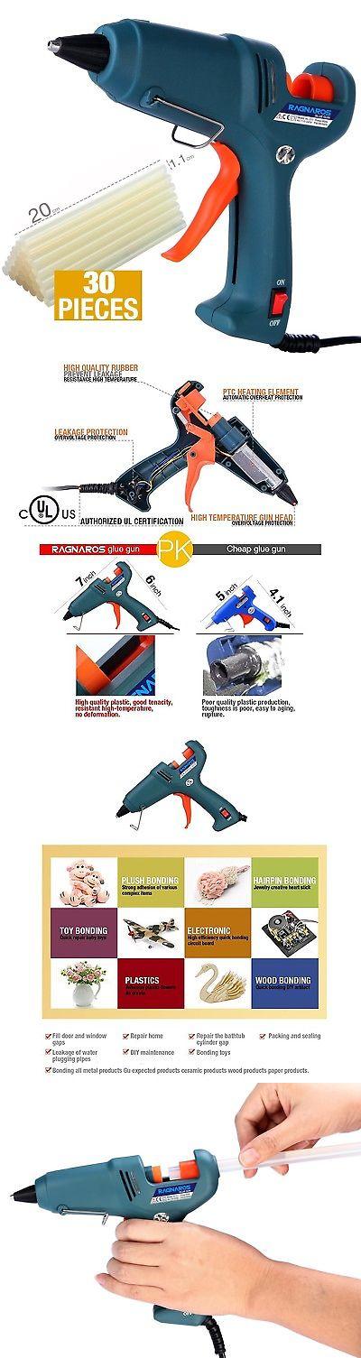Glue Guns and Sticks 183124: Hot Glue Gun Kits -- Ragnaros 60 Watt Best Hot Melt Glue Gun- High-Tech Elect... -> BUY IT NOW ONLY: $30 on eBay!