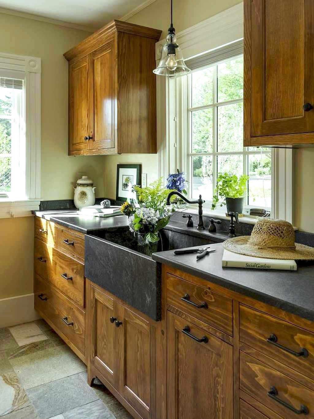Best 77 Favourite Farmhouse Kitchen Cabinet Design Ideas In 400 x 300