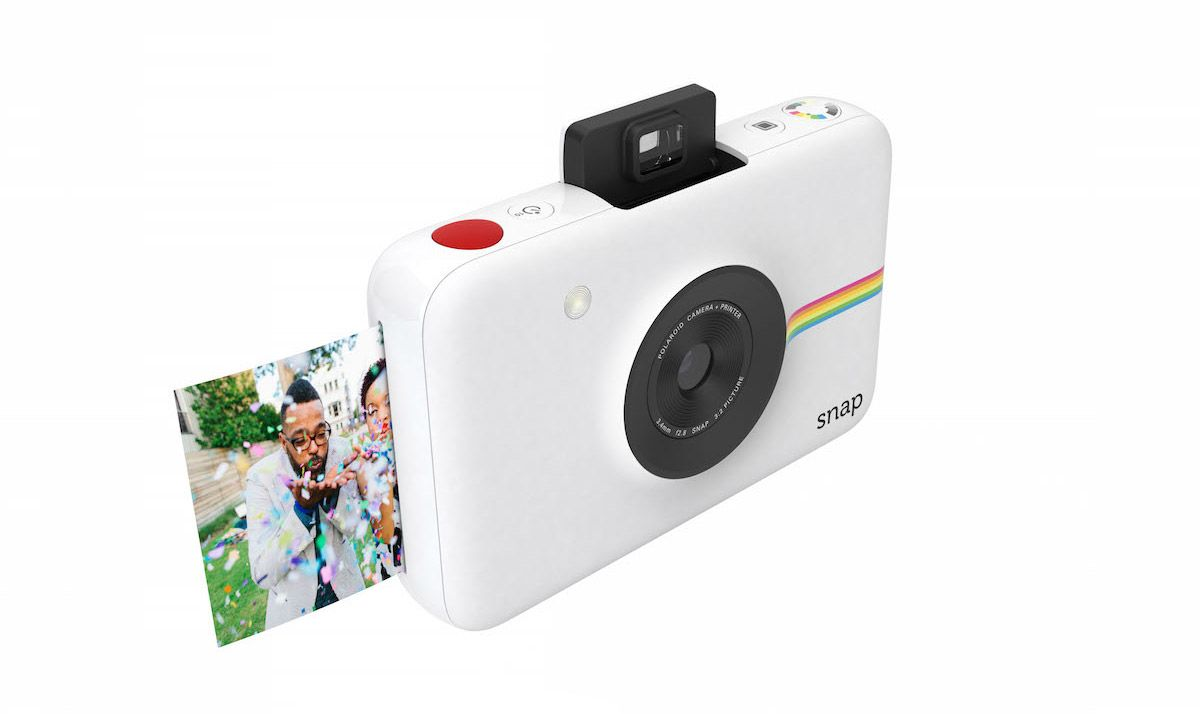 Polaroid zonder inkt