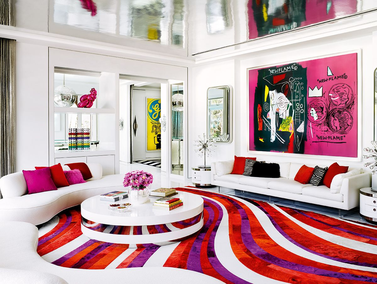 Pop art interior design buscar con google young for Interior design art