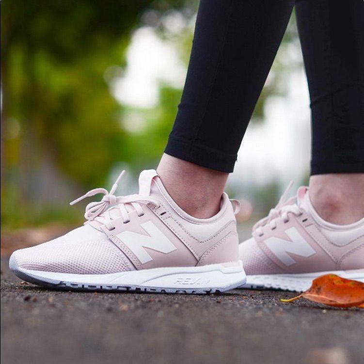 New Balance 247 Classic Pale Pink | New balance, New balance shoes ...
