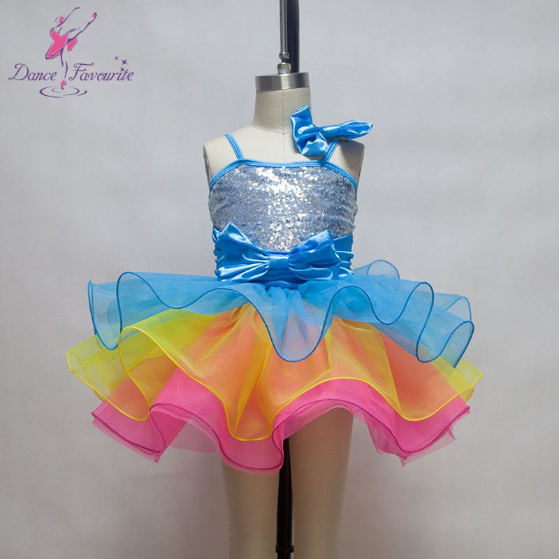Find More Ballet Information about In Stock! Kids colorful sequin dress for dancing  Jazz ballet b33526c4a4f9