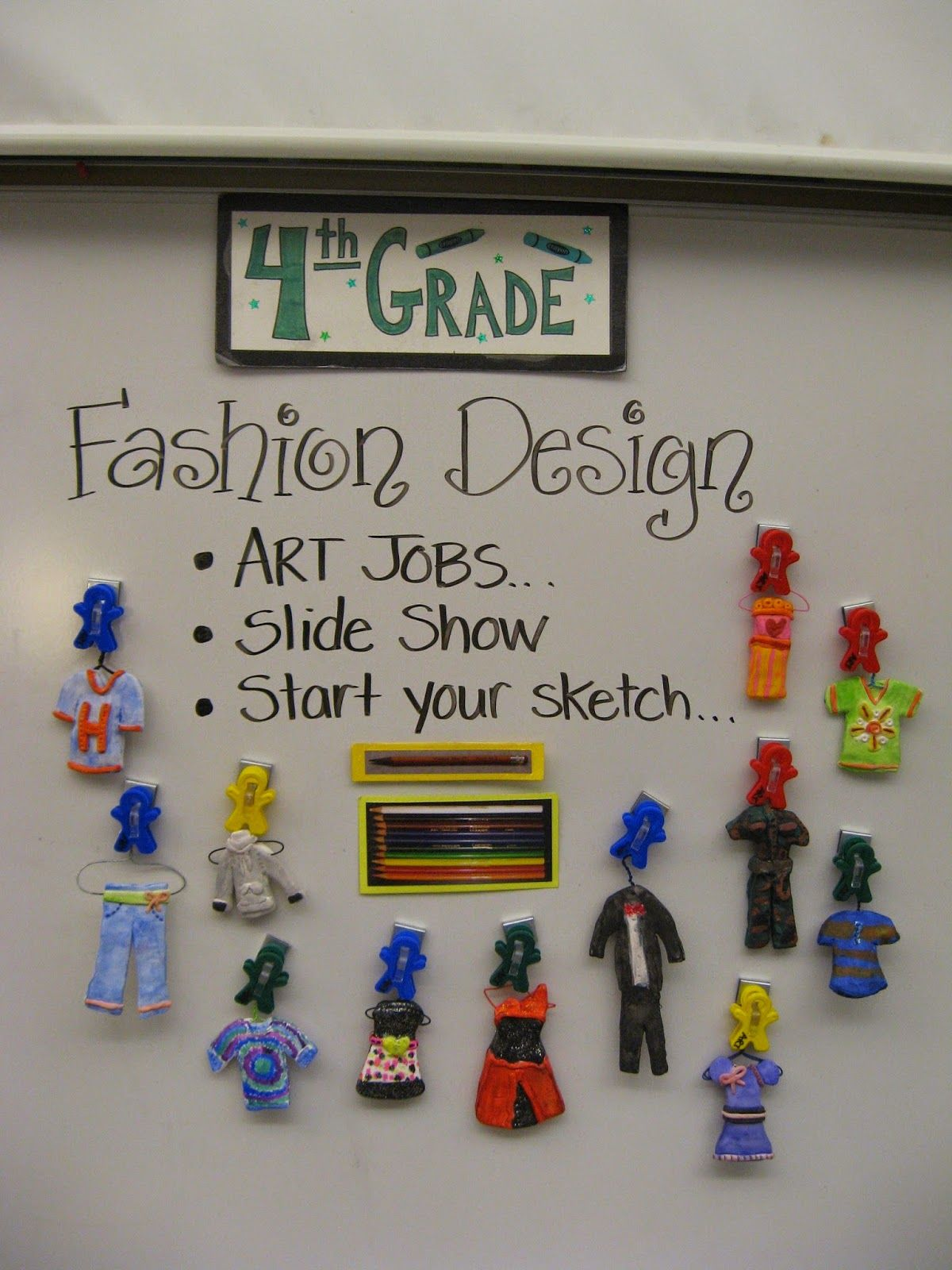 Fashion Design With Lesson Plan And Powerpoint