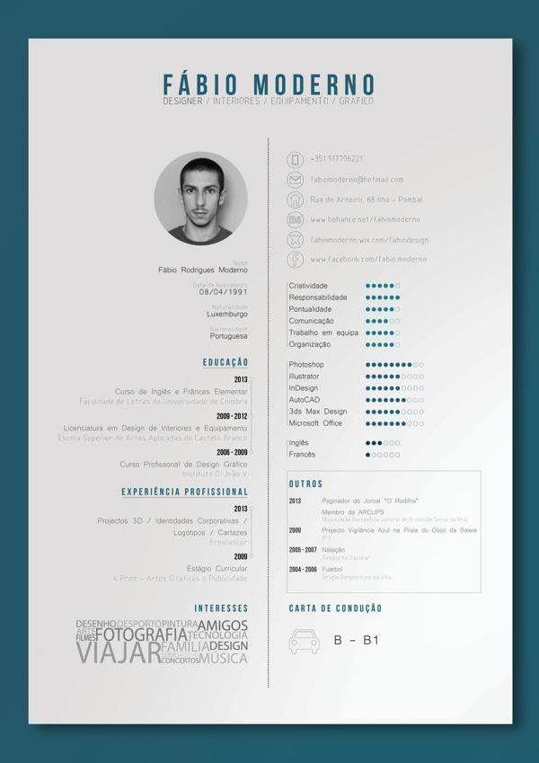 Resume 2D graphics Pinterest Resume - animation resume