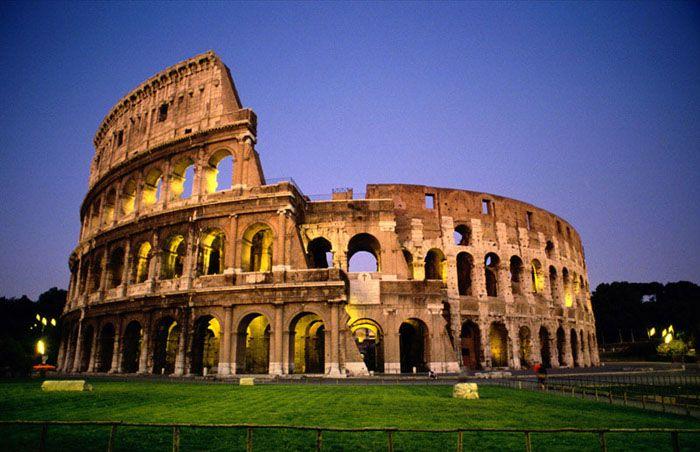 Colosseum Italy The Greatest Work Of Roman Architecture Orte Zum
