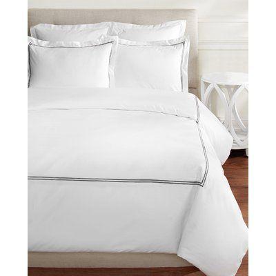 600 TC 3PC Full//Queen Duvet Cover Set 100/% Cotton Sateen Striped Comforter Cover
