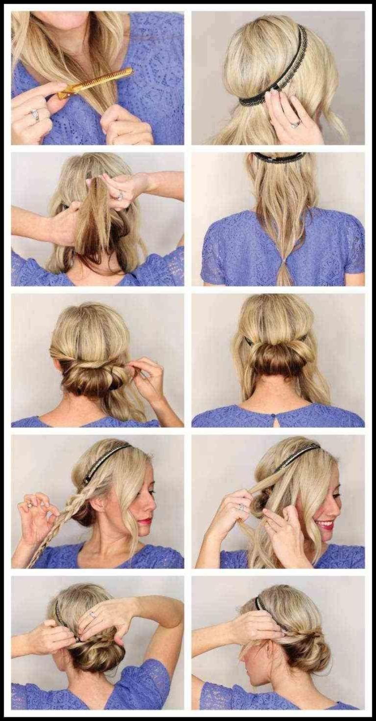 Frisuren Anleitung Unique Frisuren Mit Haarband 30 Ideen Fur Einen Hair Styles Easy Hairstyles Cool Hairstyles