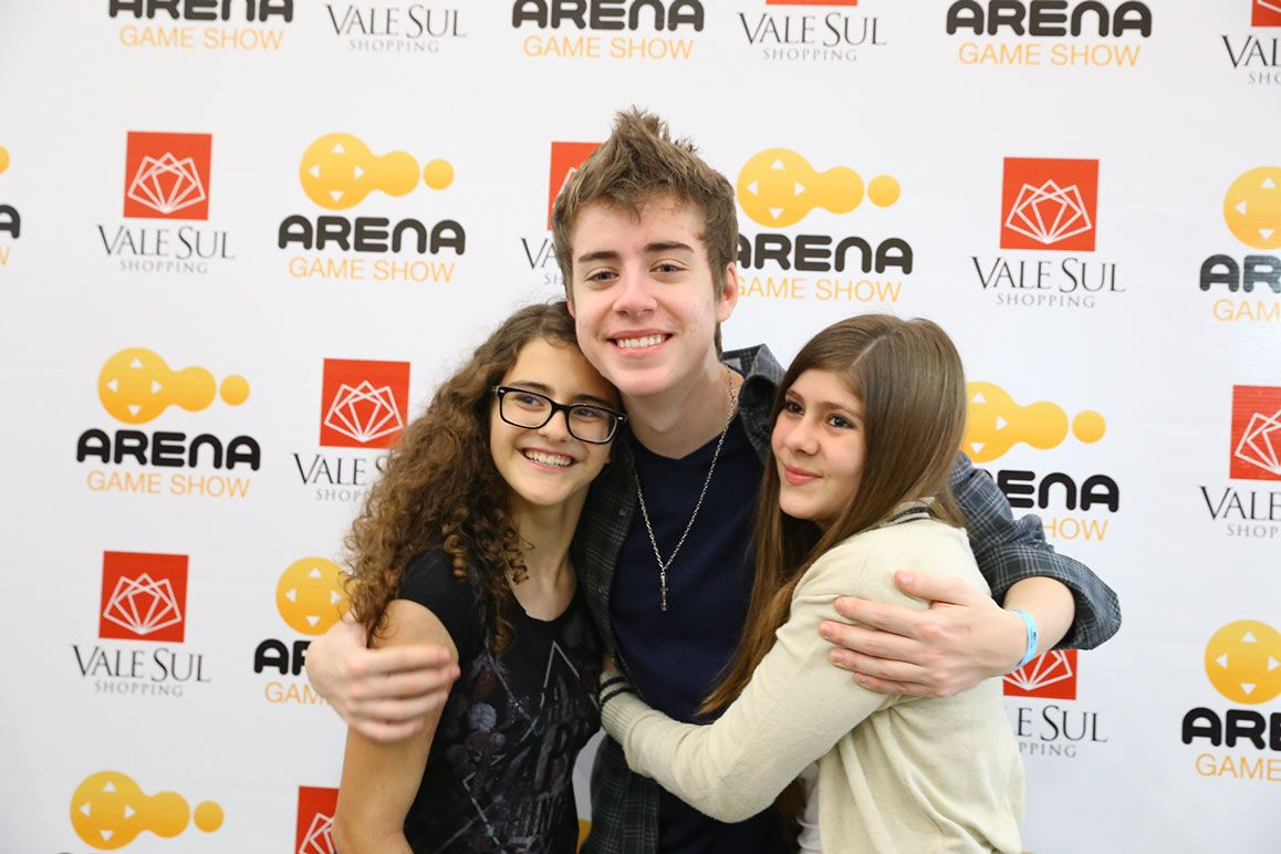 Cellbit no evento Arena Game Show - M&G em 2015 (69/78)