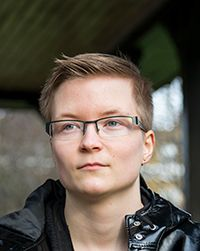 I defend Sakris in Finland, because I believe transgender rights ARE human rights. Sign if you agree! http://bit.ly/2s0aAJH