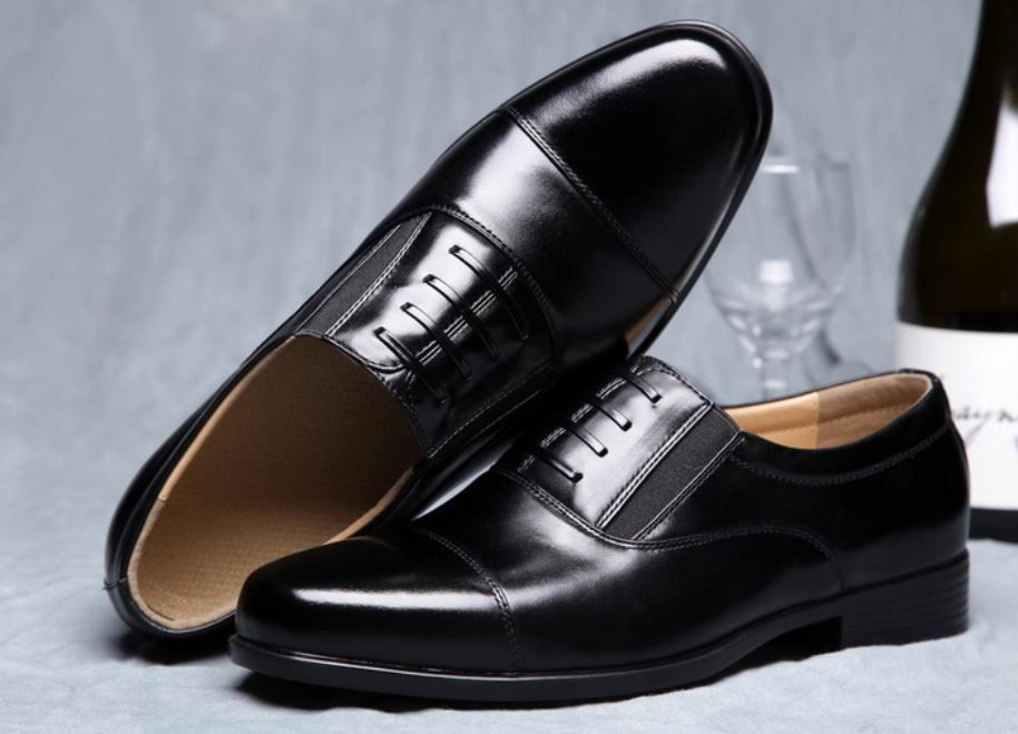 Classic Men's casual Flats Leather Shoes Lace Up Dress/Formal business Oxford #100NEW #Oxfords