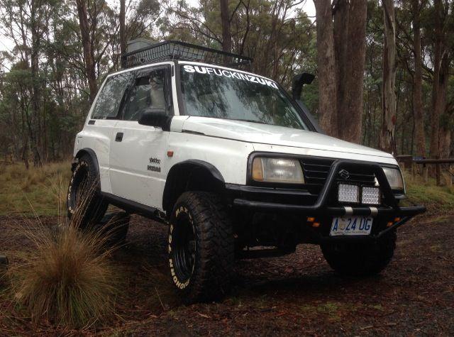 My Suzuki Vitara 4wd Lift Mud Jimny Suzuki Suenos