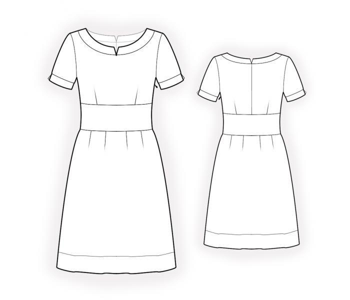 Картинки для платья под вырез детские, порше днем