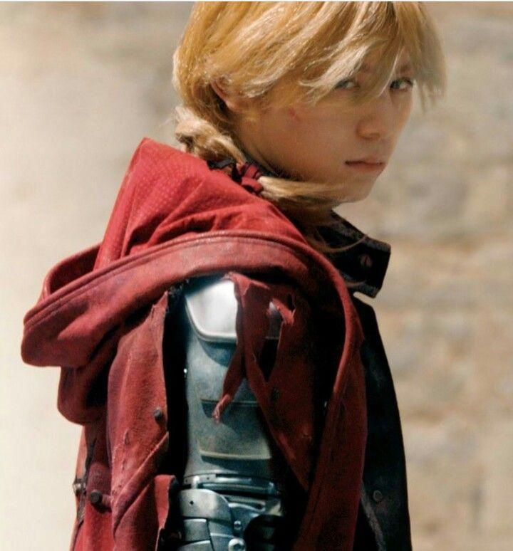 Ryosuke Yamada- Fullmetal Alchemist