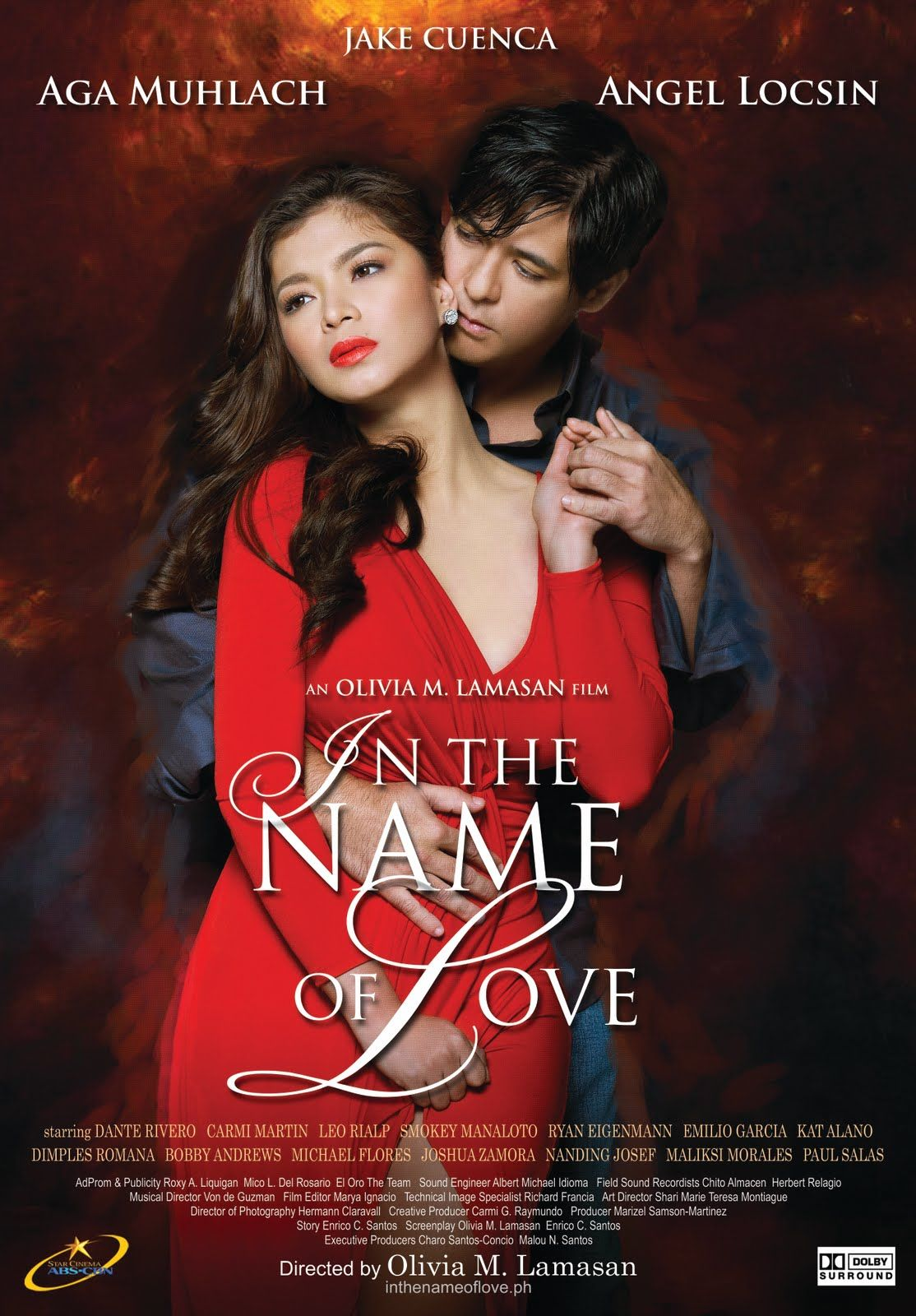 In The Name Of Love Official One Sheet 2012 Pinoy Movies Full Movies Online Free Free Movies Online