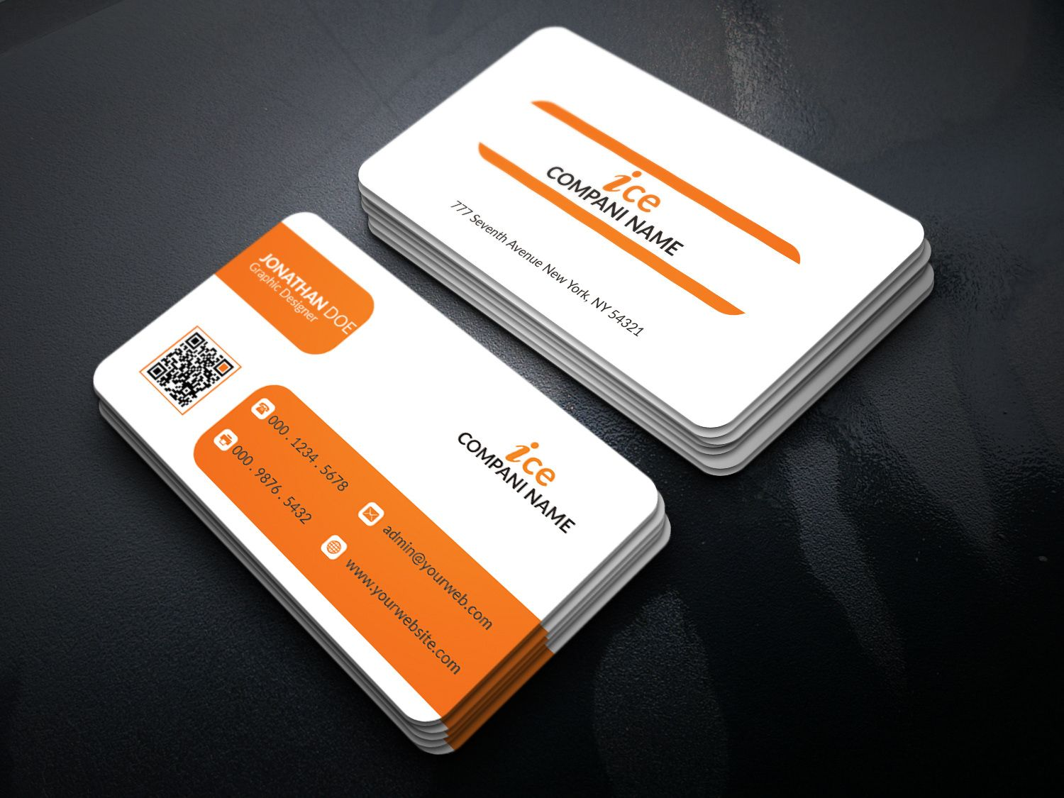 Pin By Md Hedayetul Islam On Business Card Design Business Card