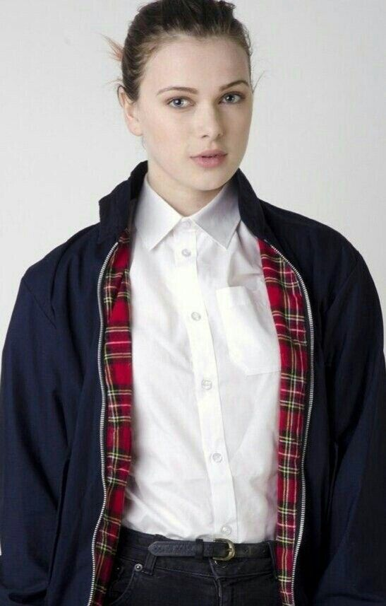 dcf9e0bf63d Pin by Magik Dragon on Buttoned Up Ladies | Pinterest | Button up ...