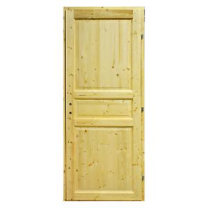 Porta da interno battente Beethoven grezza 60 x H 210 cm reversibile ...