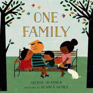 Text Set: Books that Celebrate Diversity of/within Families | The Logonauts - Books featuring #diverse families including #LGBT , mixed-race, and adoptive families.