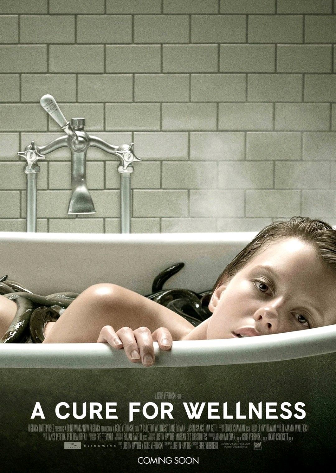 The Cure Of Wellness Stream