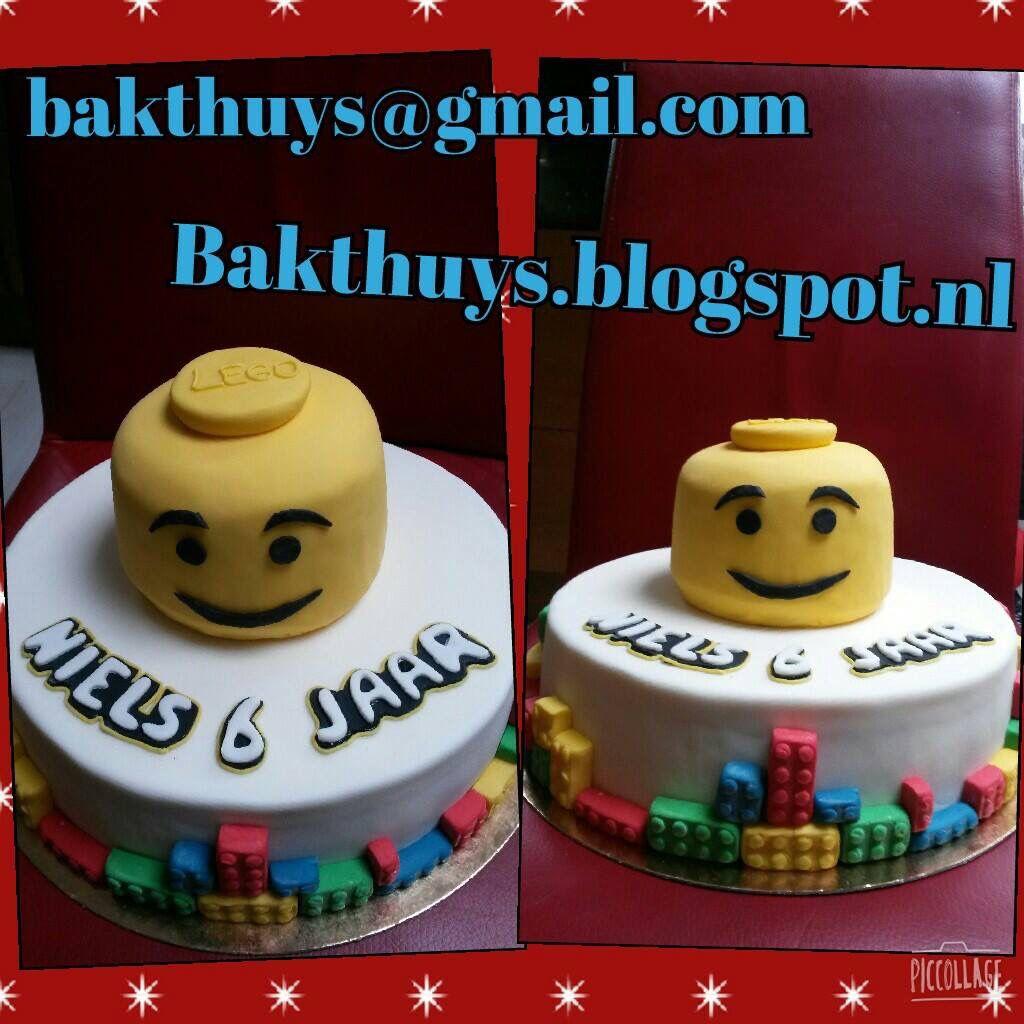LEGO cake, for a playfull boy