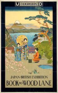 Japan-British Exhibition by John Henry Lloyd, 1910