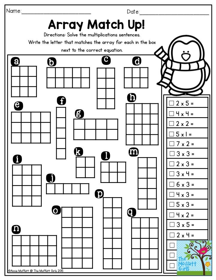 Fact families are related concepts and facts For example with – Multiplication Fact Family Worksheets 3rd Grade